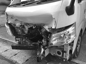 介護車両事故
